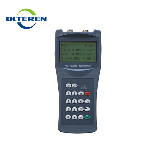 Handheld ultrasonic cheap flow meter oil