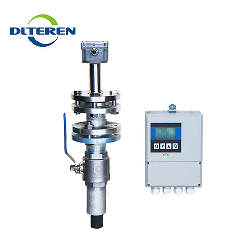 The best digital insertion type electromagnetic flow meter