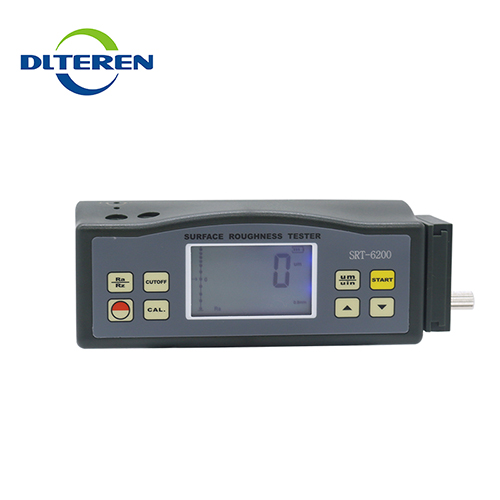 High accuracy handheld surface roughness digital high gauss meter