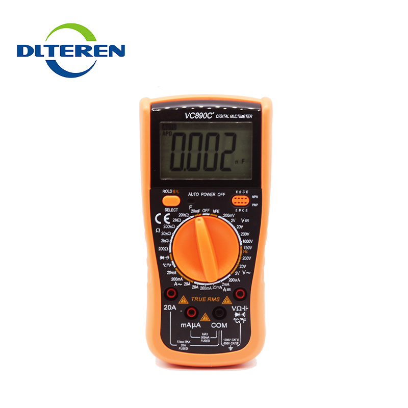 Excellent quality precision tester digital display multimeter watch tools