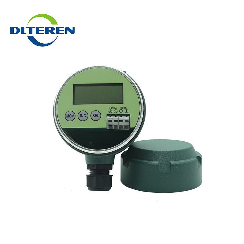 Easy to install High precision Ultrasonic level gauge