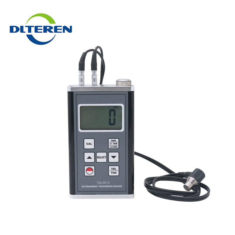 Portable LCD Ultrasonic Thickness Meter Corrosion Gauge