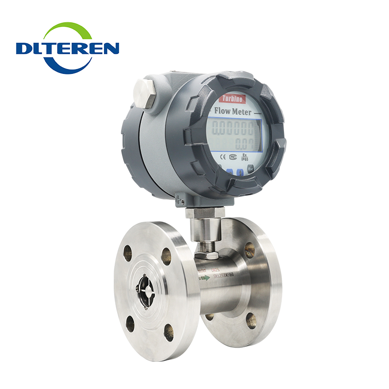 turbine flow meter for liquid