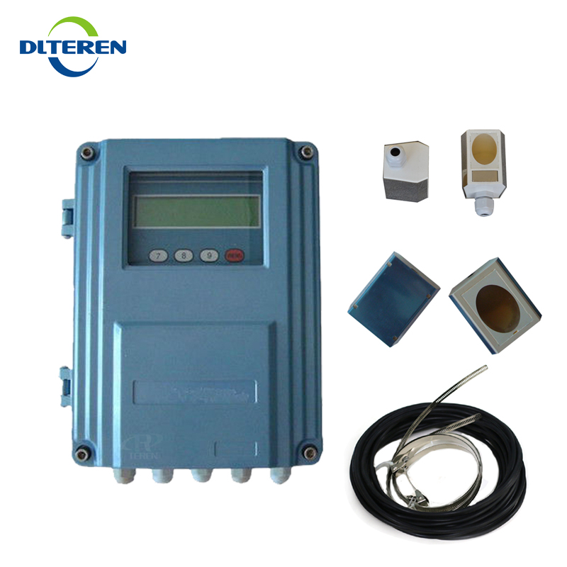 Fixed Ultrasonic Flow Meter For Liquid Monitoring DTI-100F