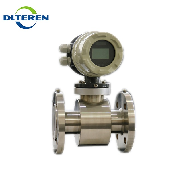 Stainless Steel sanitary electronic milk meter