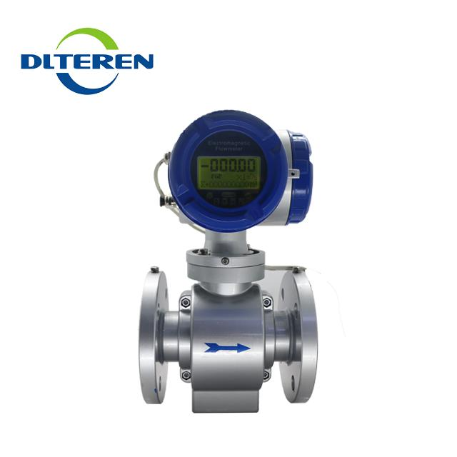 High Quality Electromagnetic Flow Meter Sensor Water Magnetic Flowmeter