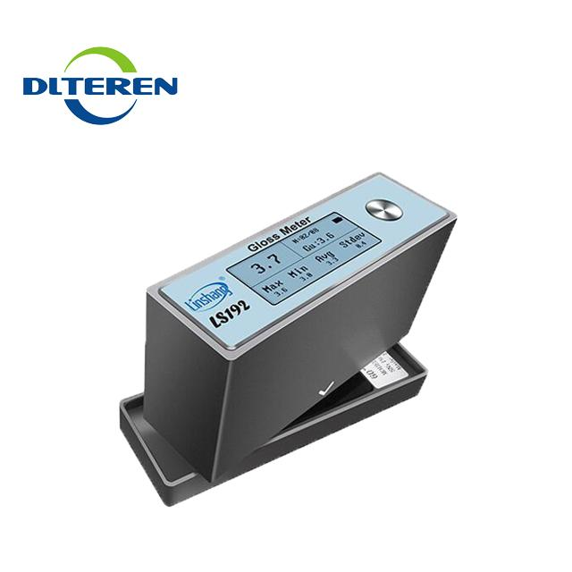 LS192 low price digital Gloss Meter with Measurement range 0-1000GU for plastic metal ceramic wood surface with Angle 60 degrees