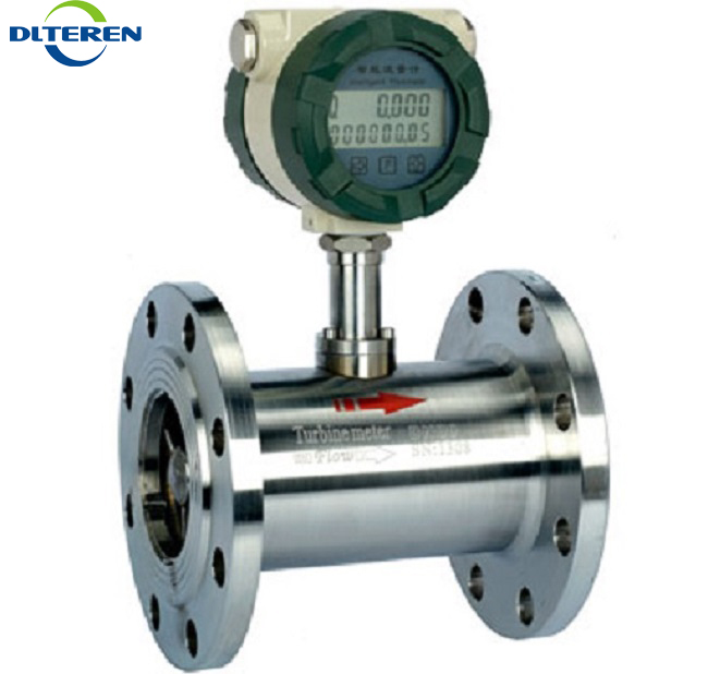 Cheap and Wholesale Turbine Water meter Turbine type flow meter turbine flowmeter