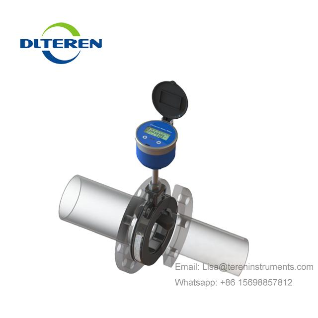 Irrigation ultrasonic water meter